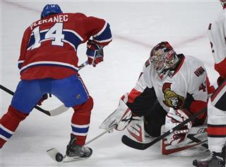 Craig Anderson, Tomas Plekanec,