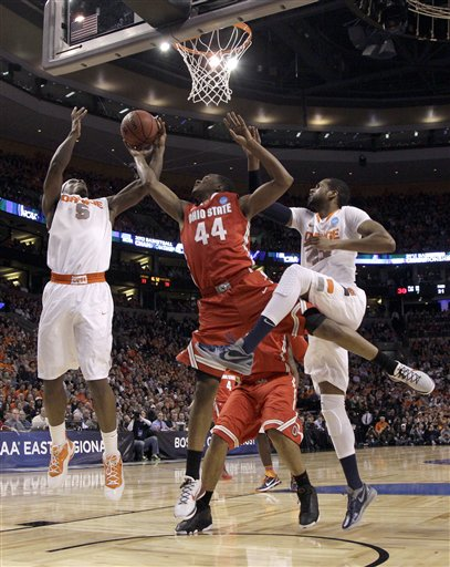 William Buford, C.J. Fair, James Southerland 