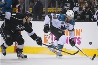 Drew Doughty, Brent Burns