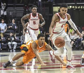 Tennessee Inconsistent Vols Basketball