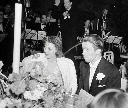 Watchf Associated Press Domestic News Entertainment California United States APHS66161 James Stewart And Loretta Young 1939