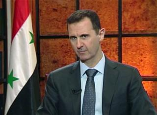 Bashar Assad