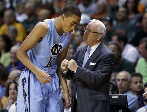Brice Johnson, Roy Williams