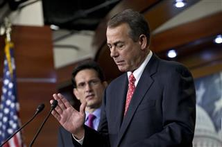 John Boehner, Eric Cantor