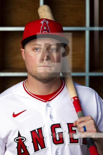 MLB: FEB 18 Los Angeles Angels Photo Day
