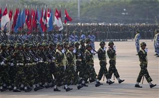 Myanmar Armed Forces