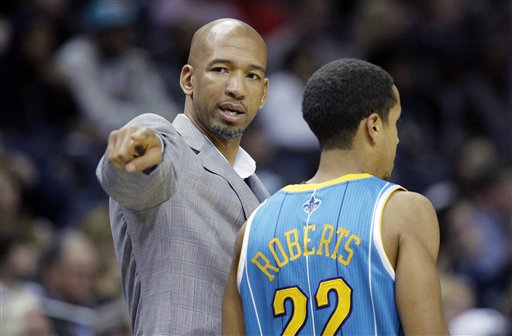 Monty Williams, Brian Roberts