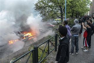 Sweden Immigrant Unrest