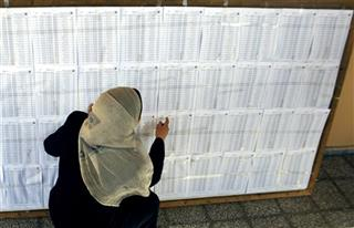 Mideast Palestinians Elections
