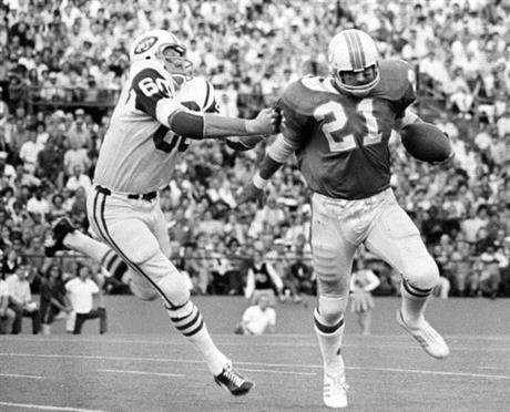 Larry Grantham, Jim Kiick