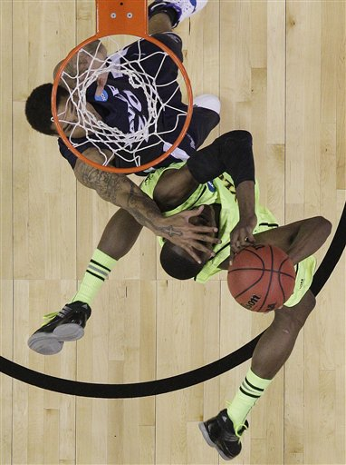 APTOPIX NCAA Baylor Xavier Basketball