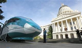 Infrastructure Growing Gridlock High Speed Rail