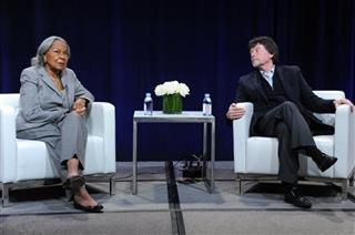 Rachel Robinson, Ken Burns