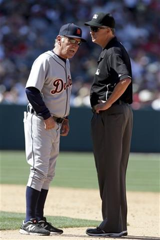 Jim Leyland, Omar Infante