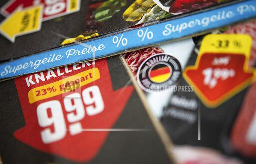 Dispute over food prices in the supermarket