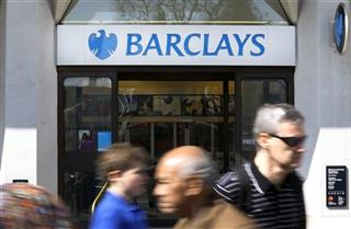 Britain Earns Barclays
