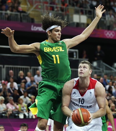 Anderson Varejao, Robert Archibald