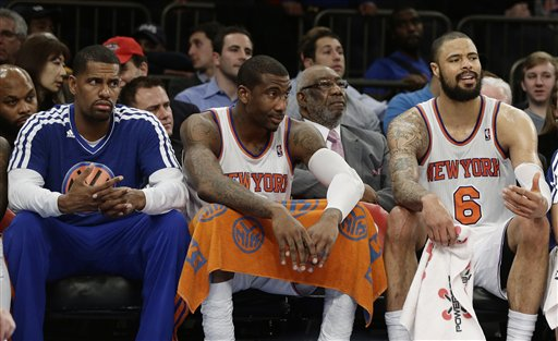 New York Knicks, Amar'e Stoudemire