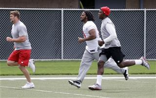 Justin Smith, Ray McDonald, Aldon Smith