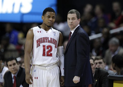 Terrell Stoglin, Mark Turgeon