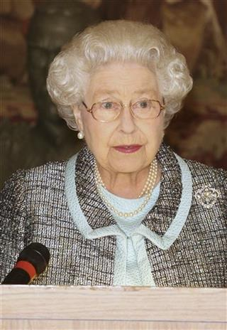 Britain Queen