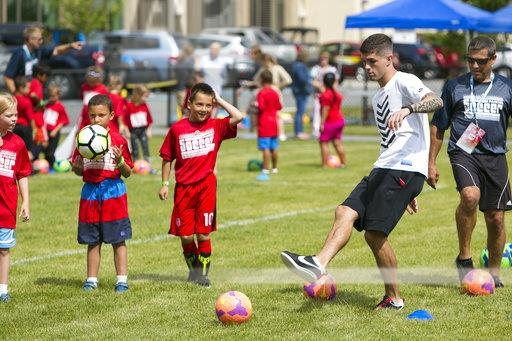 Christian Pulisic Youth Clinic