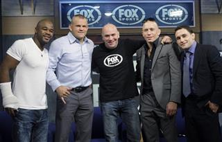 UFC Fox Mixed Martial Arts