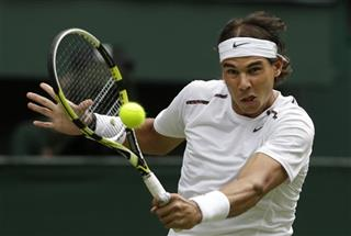 Nadal Comeback Tennis