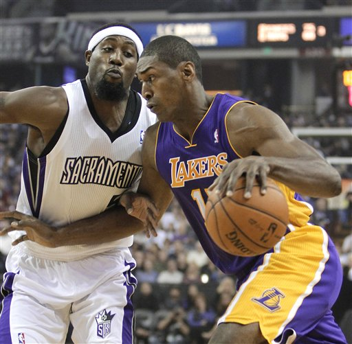John Salmons, Meta World Peace