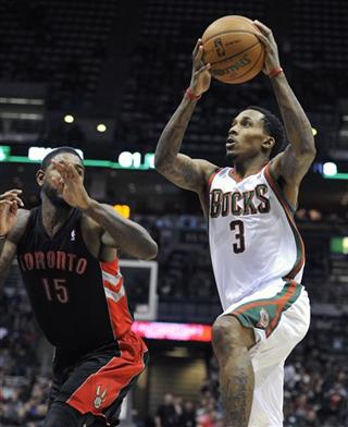 Amir Johnson, Brandon Jennings