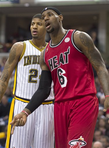 NBA Eastern Conference Finals - Can Pacers Beat The Heat?