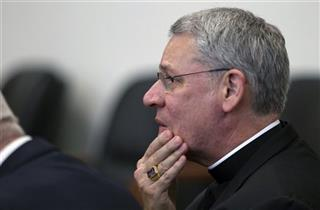Catholic Bishop Charged