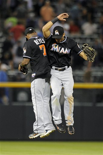 Jose Reyes, Gorkys Hernandez