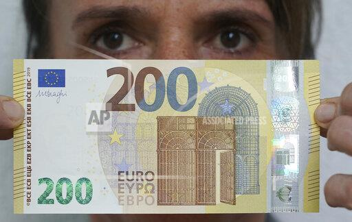 New 100- and 200-Euro notes