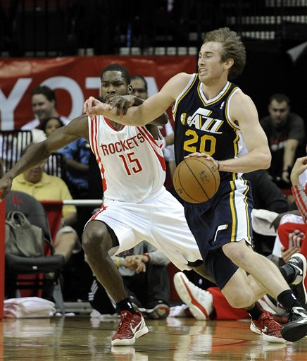 Toney Douglas, Gordon Hayward