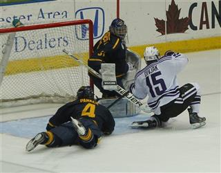 NCAA Canisius Long Wait Hockey
