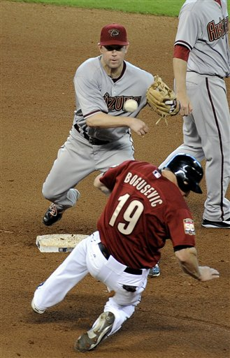 Aaron Hill, Brian Bogusevic