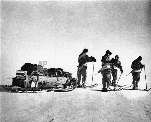 Watchf AP I   ATA APHS343112 Robert Falcon Scott Expedition Members
