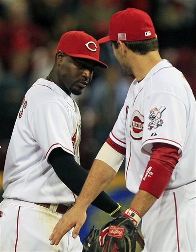 Brandon Phillips, Joey Votto