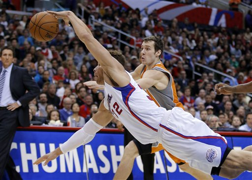 Blake Griffin, Goran Dragic