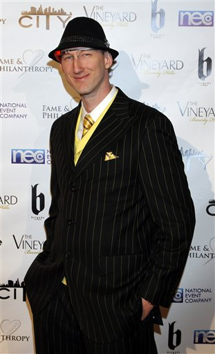 inVision Arnold Turner/Invision/AP a ENT CA USA CAAT101 Fame and Philanthropy's Celebrates the 86th Academy Awards