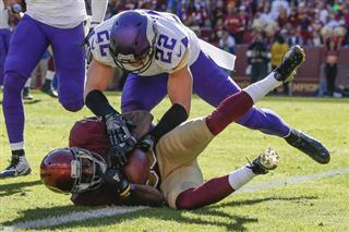 Jamison Crowder, Harrison Smith