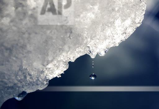Science Says Melting Arctic