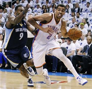 Thabo Sefolosha, Tony Allen