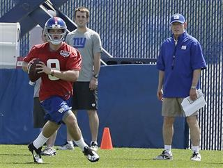 Ryan Nassib, Tom Coughlin
