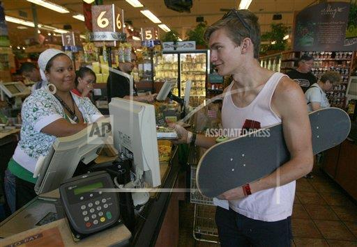 Earns-Whole Foods
