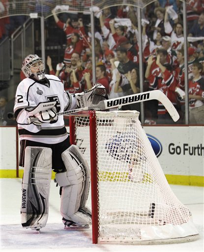 Kings Devils Hockey Stanley Cup Finals