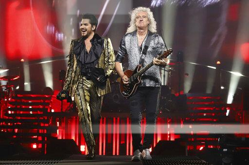 Queen and Adam Lambert in Concert - New York