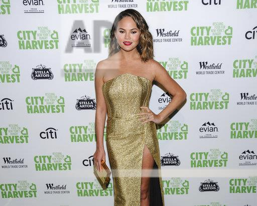 APTOPIX 2017 City Harvest Gala