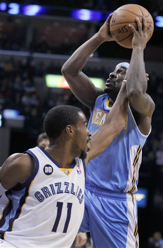 Ty Lawson, Mike Conley